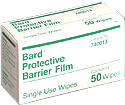 Bard Protective Barrier Film - Box of 50