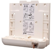 BD Guardian Wall Bracket For 5.4 Quart Sharps Container Each 305447