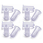 BD Vacutainer One-Use Non-Stackable Holder 1000/bx 364815 Case of 4