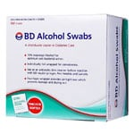 BD Alcohol Swabs - Box of 100 thumbnail
