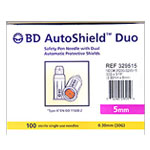 BD AutoShield Duo Pen Needles 100ct