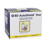 BD AutoShield Duo Pen Needles 100ct - Pack of 3 thumbnail