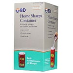 BD Home Sharps Container