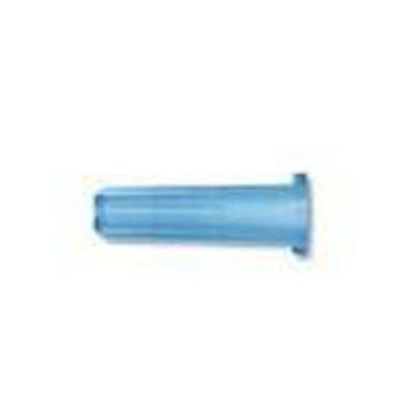 BD Latex-Free Single Use Syringe Tip Cap Blue Box 200