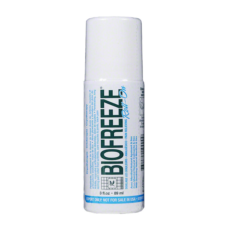 Biofreeze Pain Relieving Roll-On - 3oz