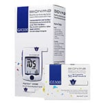 Bionime Rightest GS300 Blood Glucose Test Strips 50 and Meter Kit thumbnail