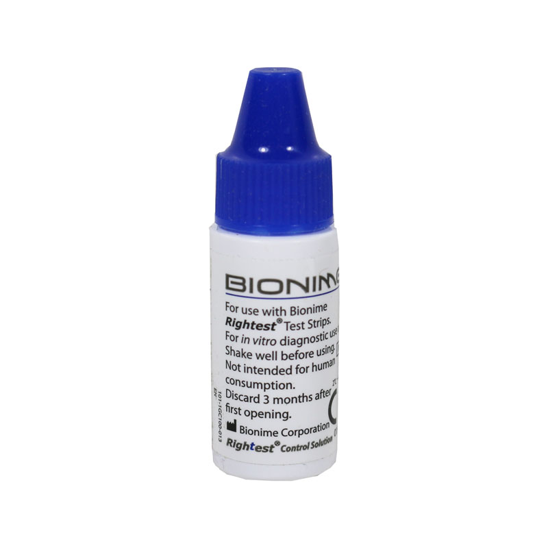 Bionime Rightest Control Solution