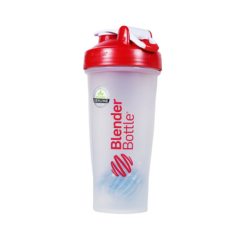 The Blender Bottle 28oz - Red