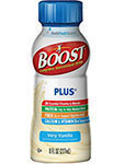 Nestle Boost Original Ready To Drink Very Vanilla 8oz Case of 24
