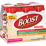 Nestle Boost Original Ready To Drink Creamy Strawberry 8oz Case of 24