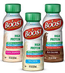 Nestle Boost High Protein Energy Drink 8oz Rich Chocolate Case of 24 thumbnail