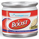 Nestle Boost Nutritional Vanilla Pudding 5oz