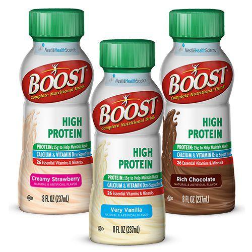 Nestle Boost Glucose Control 8oz Very Vanilla Case of 24