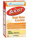 Nestle Boost VHC Vanilla 8oz Case of 27 thumbnail