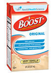 Nestle Boost Vanilla 8oz thumbnail