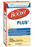 Nestle Boost PLUS Rich Chocolate 8oz thumbnail