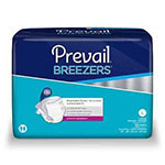 Prevail Breezers Adult Briefs, Large, PVB0132