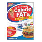 Calorie King Calorie, Fat & Carb Counter 2019 Edition