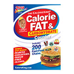 Calorie King Calorie, Fat & Carb Counter 2018 Edition
