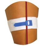 Cardinal Health Foley Catheter Leg Band 2in Velcro Locking Tab 10ct thumbnail