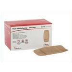 Cardinal Health Sheer Plastic Adhesive Bandage XL 2in x 4.5in 50ct thumbnail