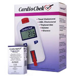 CardioChek Analyzer With 3 Triglyceride Strips