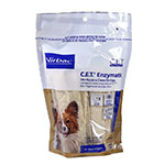 CET Enzymatic Oral Hygiene Chews for Dogs Petite 30/pk thumbnail