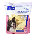 CET Enzymatic Oral Hygiene Chews for Dogs Large 30/pk Case of 5