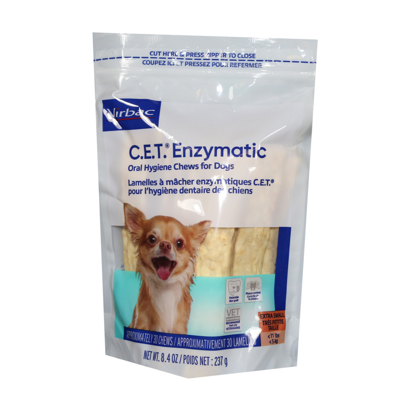 CET Enzymatic Oral Hygiene Chews for Dogs Extra Small 30/pk Case of 5