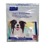 CET Enzymatic Oral Hygiene Chews for Dogs Medium 30/pk Case of 5 thumbnail
