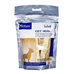 CET HEXtra Premium Chews For Dogs Petite 30/pk Case of 5