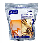 CET HEXtra Premium Chews For Dogs Medium 30/pk Case of 5