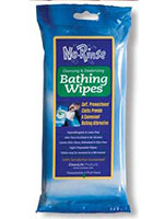 CleanLife No-Rinse Bathing Wipes 8