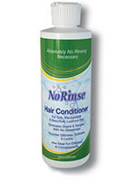 CleanLife No-Rinse Hair Conditioner 8oz