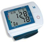 Clever Chek Wrist BP Monitor w/Large LCD Screen SDI-986W