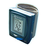 Clever Choice Digital Wrist Blood Pressure Monitor 352 Memory PC Link