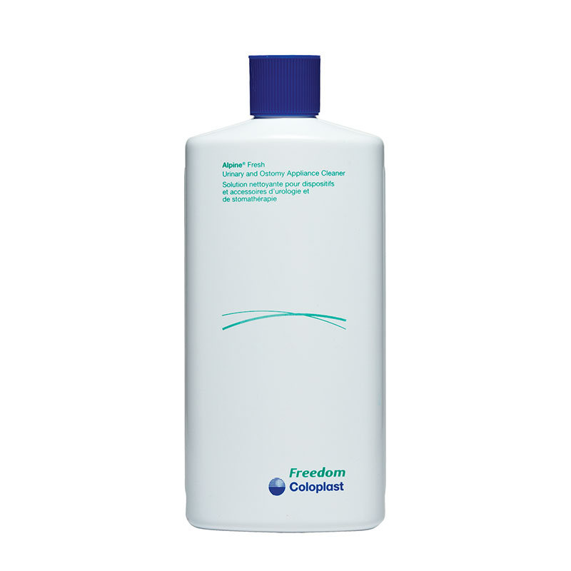 Coloplast Alpine Fresh Cleaner 16oz 90000 each