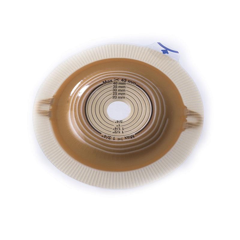 Coloplast Assura AC STD Wear Barrier 5/8-15/16 Inch GREEN 14401 5/bx