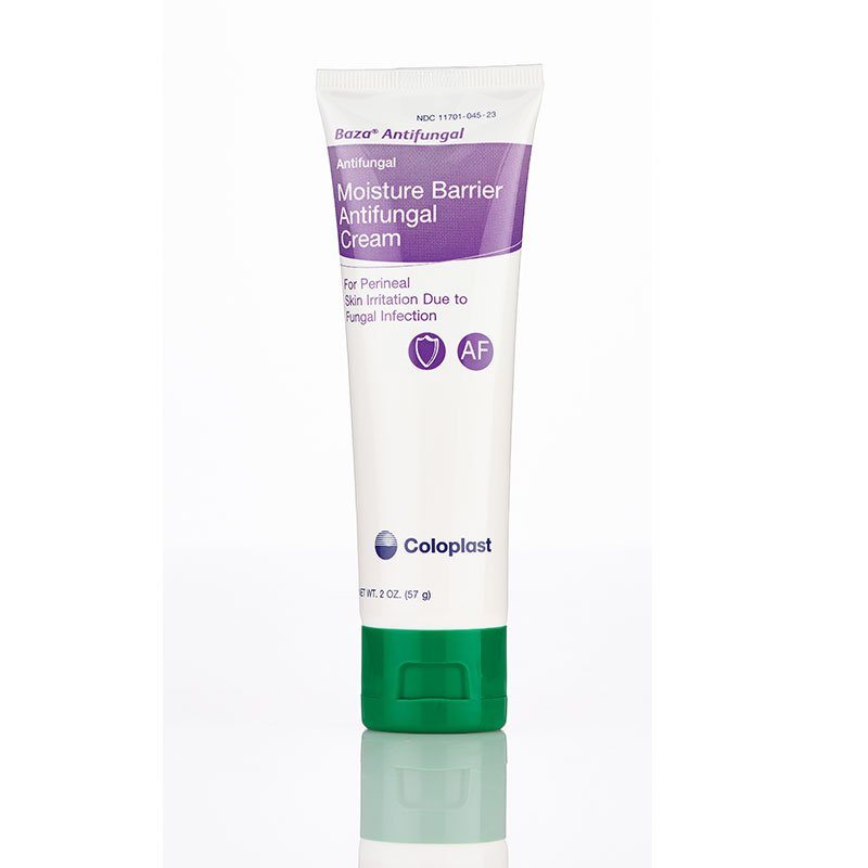 Coloplast Baza Antifungal Moisture Barrier Cream 2oz