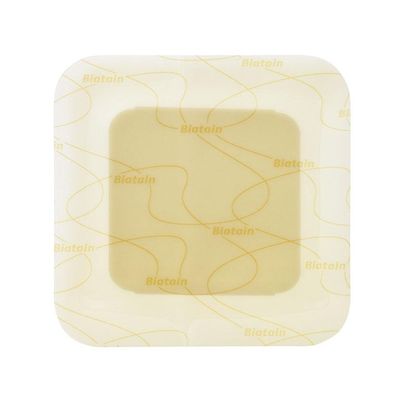 Coloplast Biatain Silicone Foam Dressing 4x4 3435 10/bx