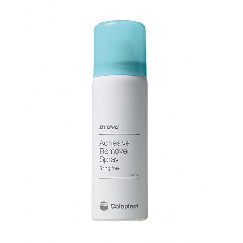 Coloplast Brava Latex-Free Adhesive Remover Spray 1.7oz 120105