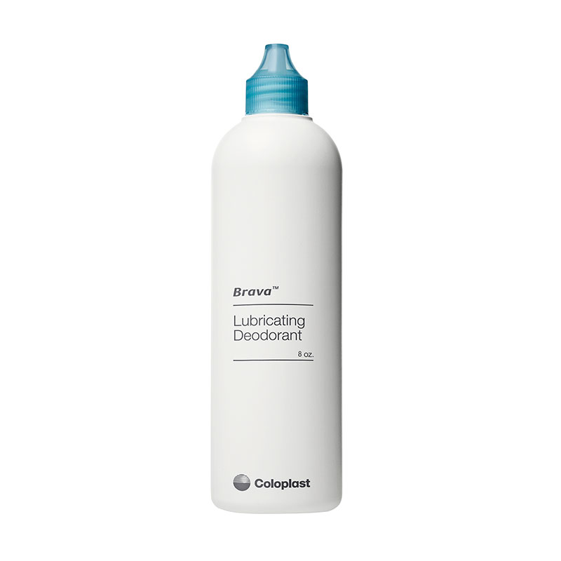 Coloplast Brava Latex-Free Lubricating Deodorant 8oz 12061