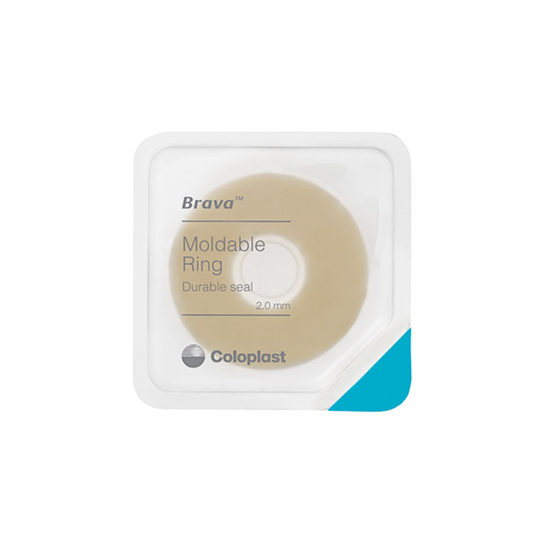 Coloplast Brava Latex-Free Moldable Ring 4.2 mm - 10 Count