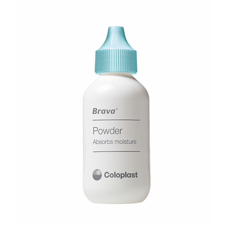 Coloplast Brava Latex-Free Ostomy Powder 1oz 19075