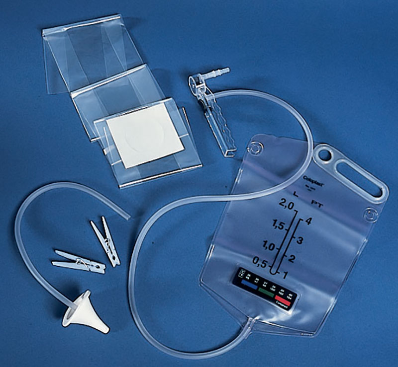 Coloplast Assura Hospital Version Irrigation Sets 1500H each