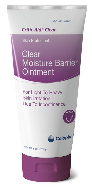 Coloplast Critic-Aid Clear Moisture Barrier Ointment 6oz