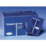 Coloplast Prep Protective Skin Barrier Single-Use Packet 54/bx