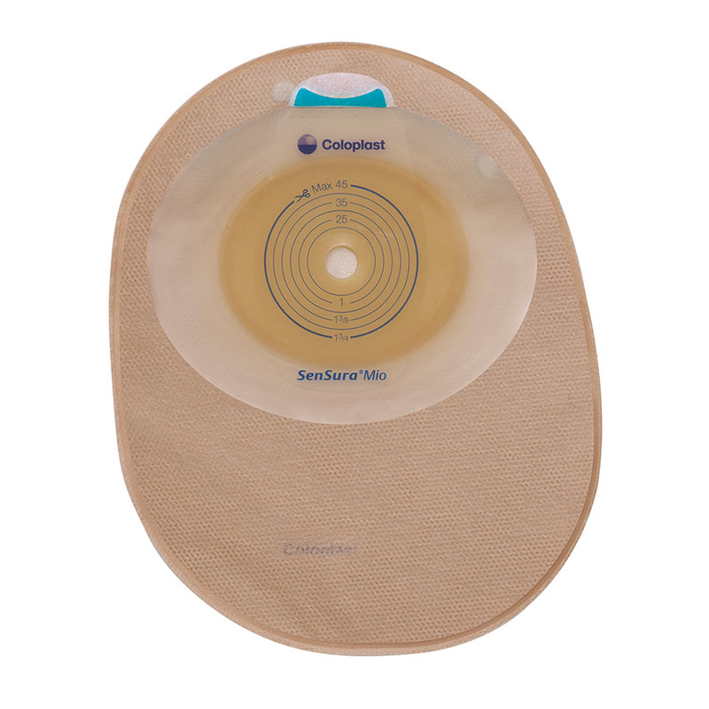 Coloplast SenSura Mio STD Wear Midi Closed Pouch 7