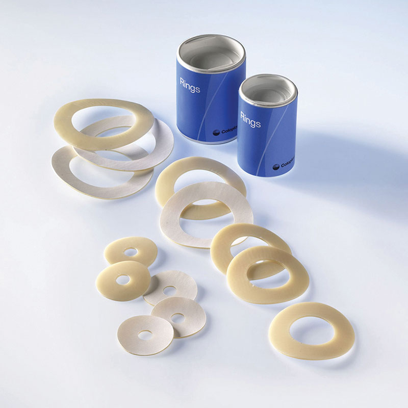 Coloplast Latex-Free Skin Barrier Rings 3/4 Inch 20mm 2320 30/bx
