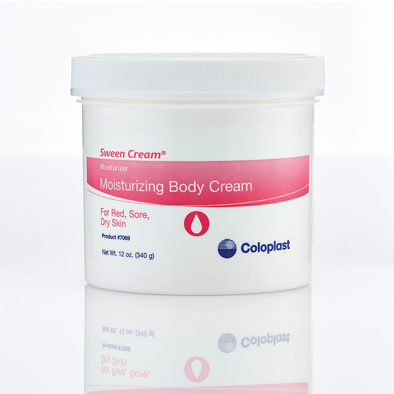 Coloplast Moisturizing Sween Cream 12oz jar